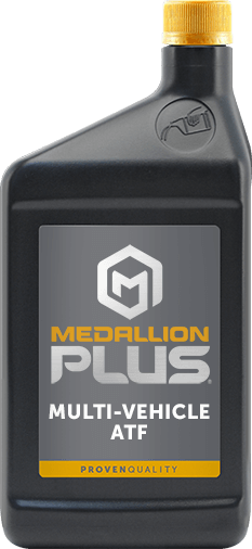 Medallion Plus Full Synthetic Global Multi-Vehicle Automatic Transmission Fluid (ATF)