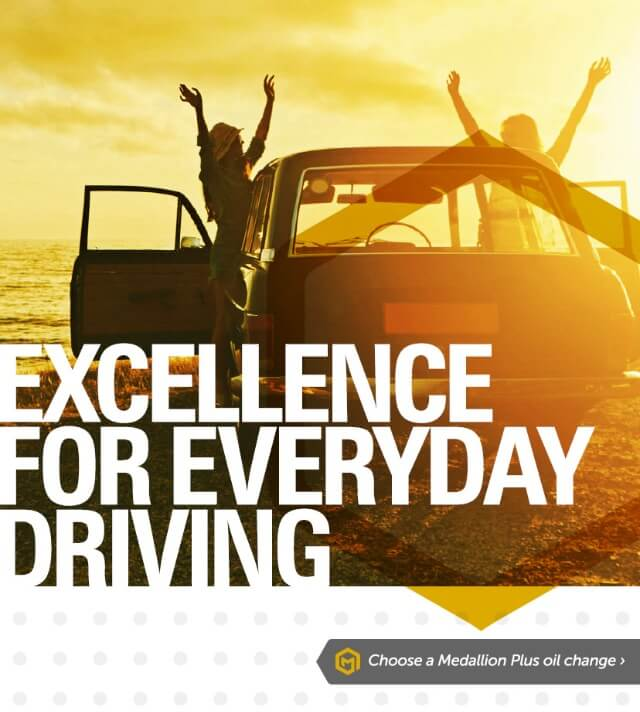 Excellence for Everyday Driving